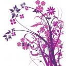 Ornament květiny