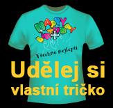 Udělej si Vlastní tričko