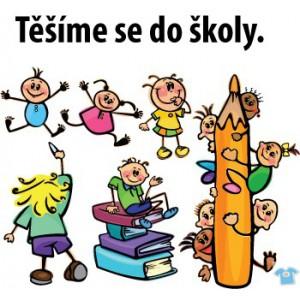 Těšíme se do školy 2 - Školnítrika.cz